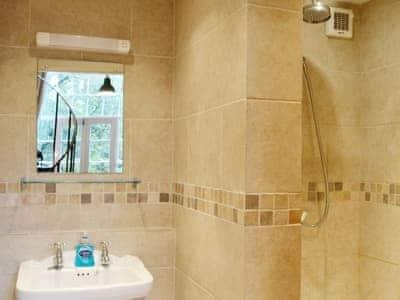 Shower room | Beck View, West Burton, near Leyburn