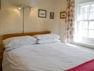Peaceful double bedroom   Stone Ledges, Keswick