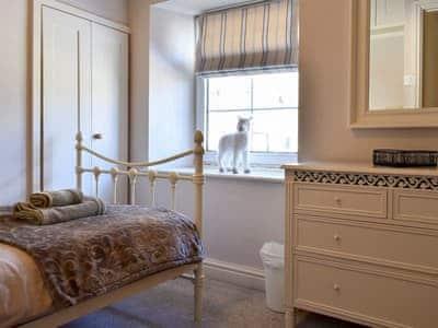 Twin bedroom | Ivy Cottage, Leyburn