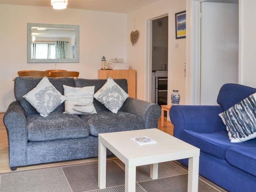 Delightful living/dining area | Villa Twenty Four, Cromer