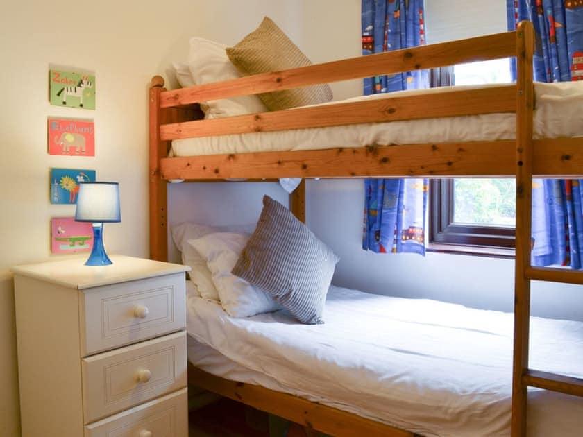 Children's bunk bedded room | Villa Twenty Four, Cromer