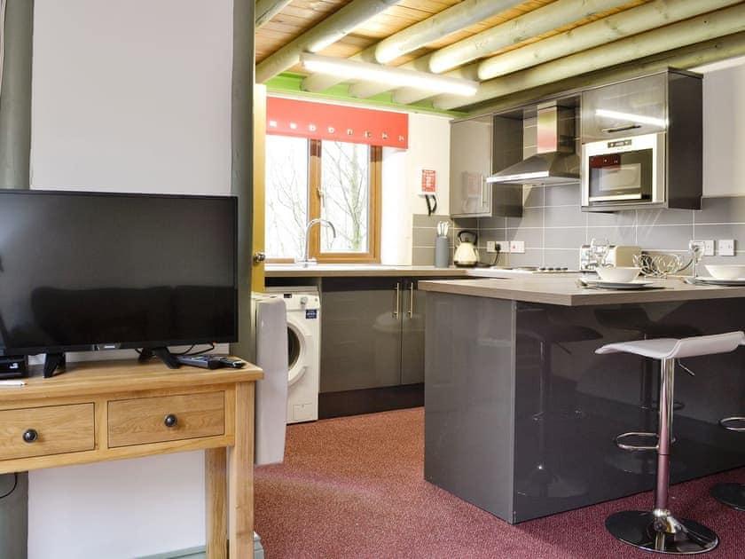 Doddick Farm Cottages - Harrison's Lodge