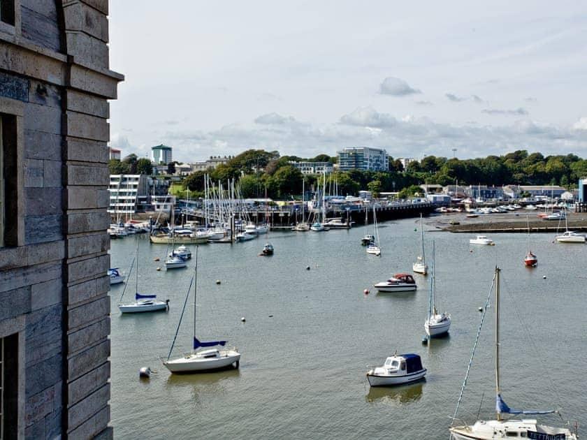 View | The Sail Loft, Royal William Yard - Royal William Yard, Plymouth