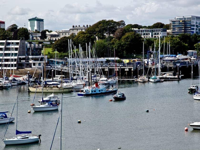 Surrounding area   The Sail Loft, Royal William Yard - Royal William Yard, Plymouth