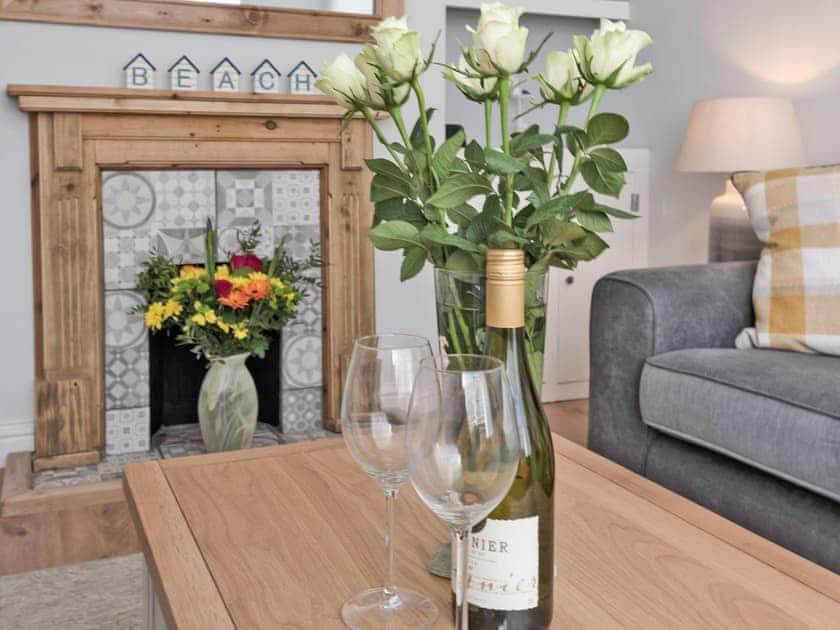 Relaxing living room | Amelia House, Sheringham