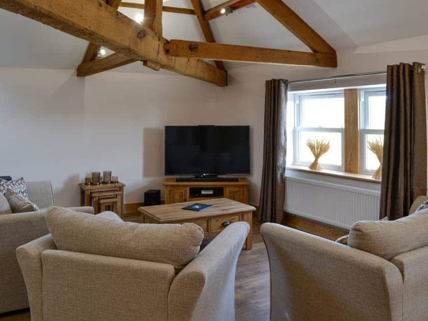 Lounge area with TV | Greengill Farm Holiday Cottage - Greengill, Greengill, near Cockermouth