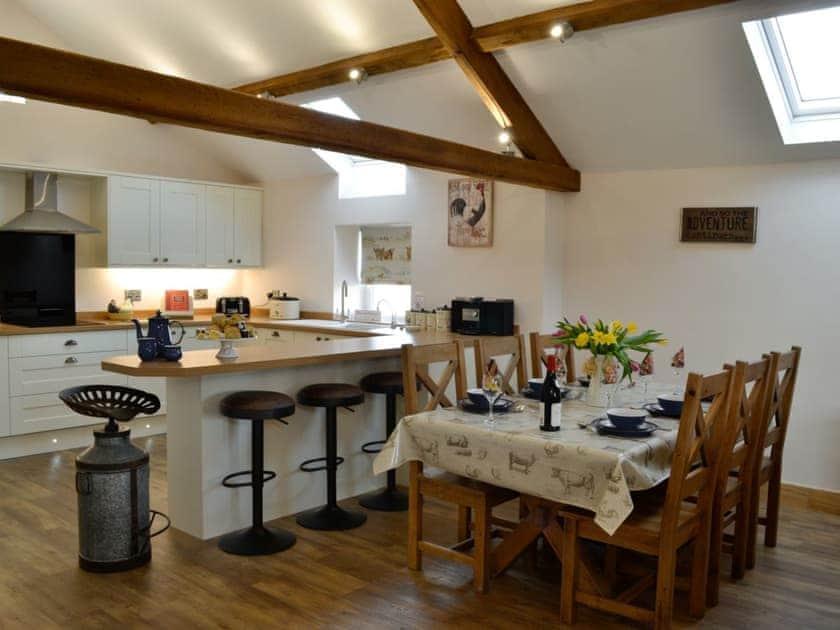Dining area | Greengill Farm Holiday Cottage - Greengill, Greengill, near Cockermouth