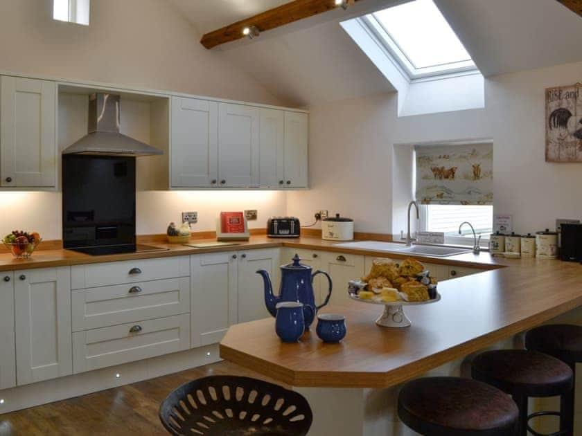 Well equipped kitchen | Greengill Farm Holiday Cottage - Greengill, Greengill, near Cockermouth