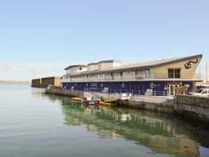 Crabbers' Wharf - Steward's Suite