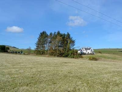 Spacious, detached farmhouse in a rural location | Kelbrook - Airyhemming, Glenluce, near Stranraer