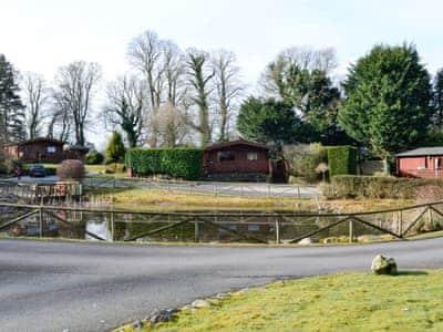 View | Birchlea Lodge, Kippford, near Dalbeattie