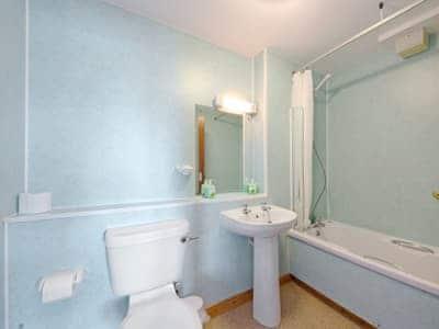 Bathroom   Esplanade Court, Oban, Argyl