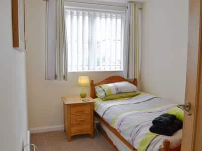 Single bedroom | The Old Parish Hall, Seahouses, near Alnwick