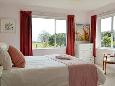 Peaceful double bedroom | How Dyke, Setmurthy, near Cockermouth