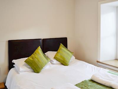 Peaceful double bedroom | Islay - Portpatrick Holiday Homes, Portpatrick, near Stranraer