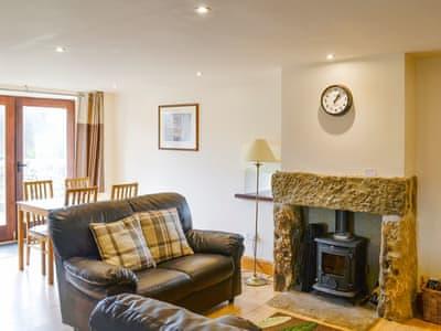 Lovely and inviting living/dining room | Mill Barn, Hebden near Grassington