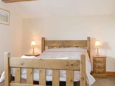 Relaxing double bedroom | Hutter Hill Barn East, Silsden near Skipton