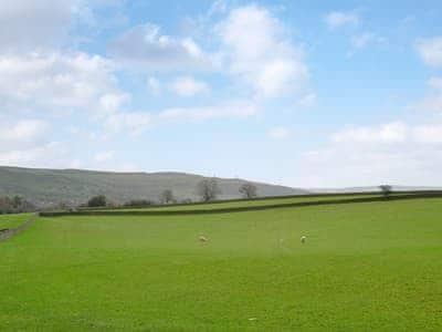 Wonderful countryside views | Hutter Hill Barn West, Silsden near Skipton
