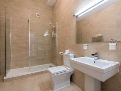 Bathroom    Shepherd Yeat Bungalow - Low Shepherd Yeat, Crook, Kendal