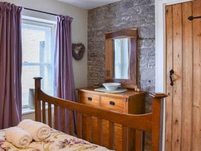 Delightful double bedroom | Swalebeck House (Luxury), Low Row near Reeth