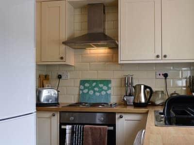 Kitchen   Archie's Cottage, Burnmouth, near Eyemouth
