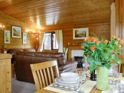 Stylish open-plan living areas   Fell Foot  Lodge - Burnside Park - Burnside Park, Keswick