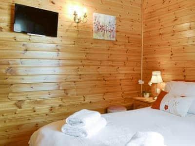 Peaceful double bedroom   Fell Foot  Lodge - Burnside Park - Burnside Park, Keswick