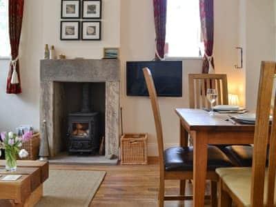 Living / dining area   Bonnyrigg Hall Cottage, near Bardon Mill