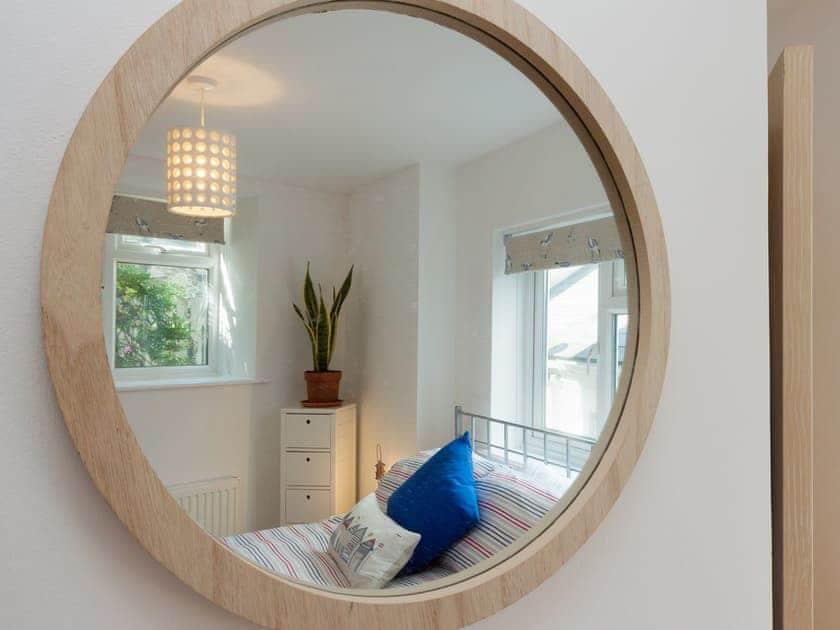 Comfortable double bedroom | College View Upper, Kingswear
