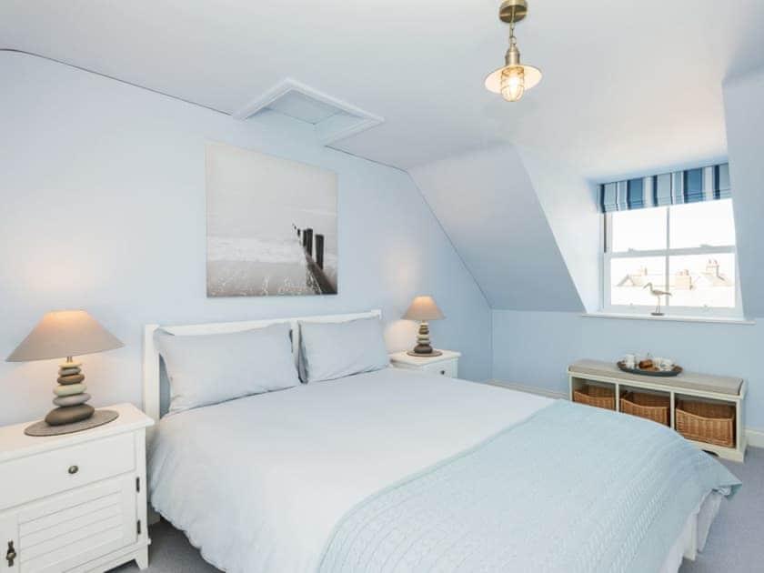 Elegant double bedroom | Ascot Villa, Sheringham