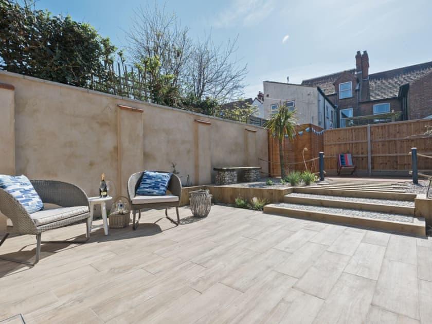 Peaceful garden | Ascot Villa, Sheringham