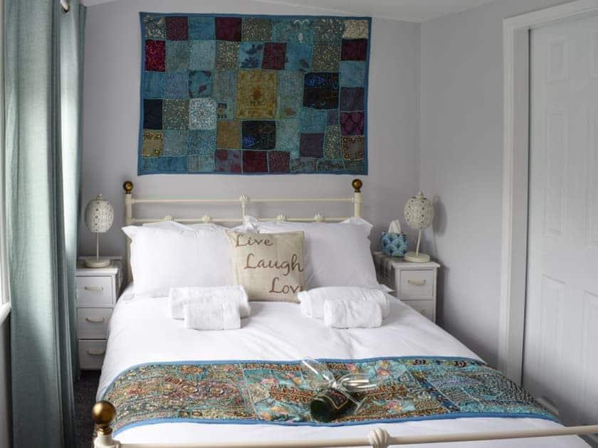 Double bedroom   The Shack, Beckhole, Goathland, near Whitby