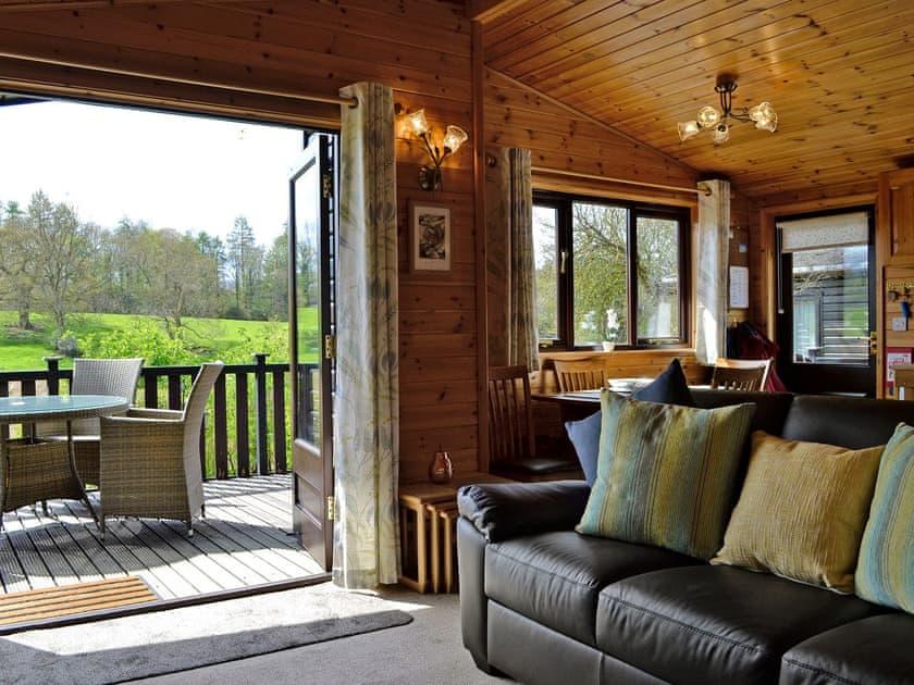 Burnside Park - Borrowdale Lodge