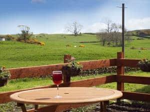 Clauchan Farm - The Bothy