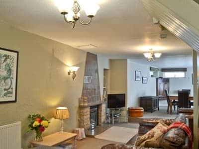 Open-plan design | Jessamy Cottage, Bowness-on-Windermere