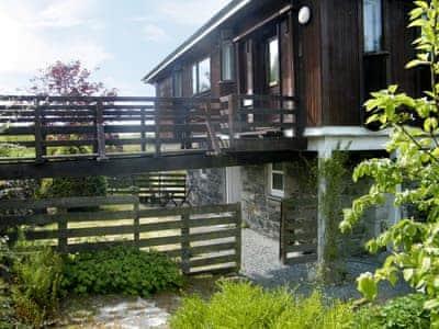 Quirky cottage | Glasnick Smithy, Kirkcowan, near Newton Stewart
