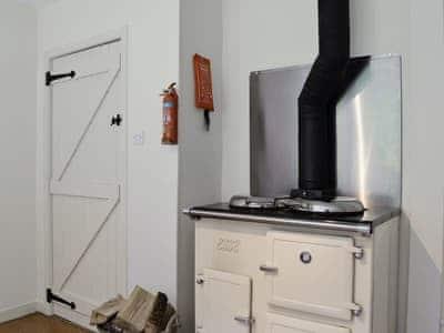 Esse range cooker | Barclye Cottage, Near Newton Stewart