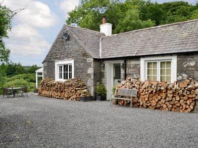Exterior | Barclye Cottage, Near Newton Stewart