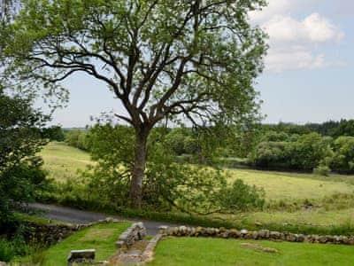 View | Barclye Cottage, Near Newton Stewart