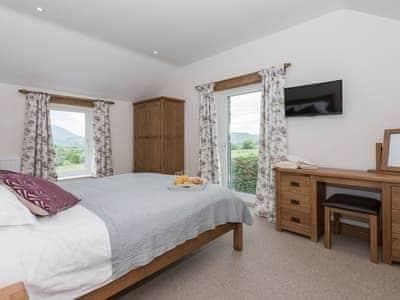 Double bedroom   The Hoggest, Threlkeld, near Keswick