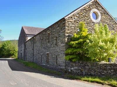 Exterior | The Mistal - Old Barn Holidays, Newby Bridge, near Ulverston