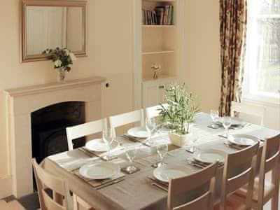 Delightful farmhouse style kitchen/diner | Einich, Newtonmore, near Aviemore