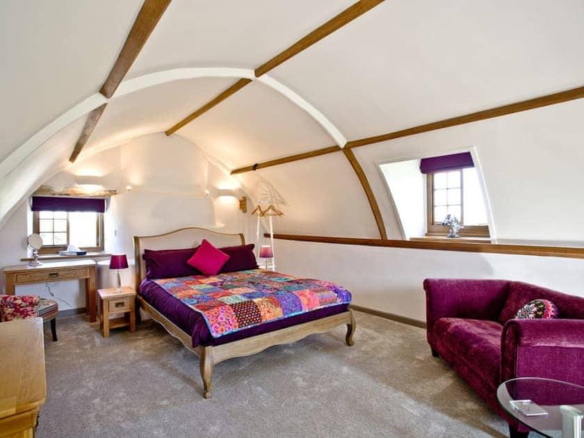 Double bedroom   The Chapel, Chard
