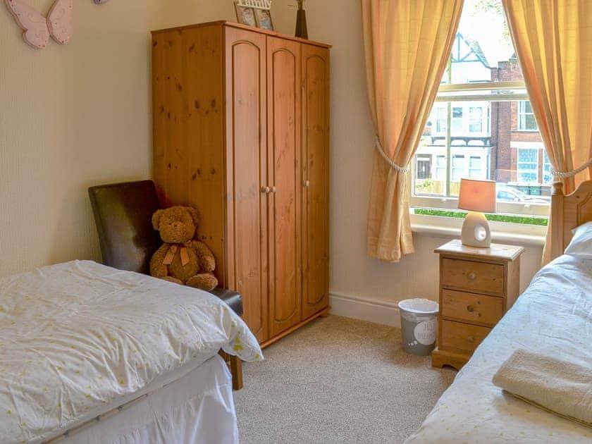 Twin bedroom | Butterfly Lodge, Bridlington