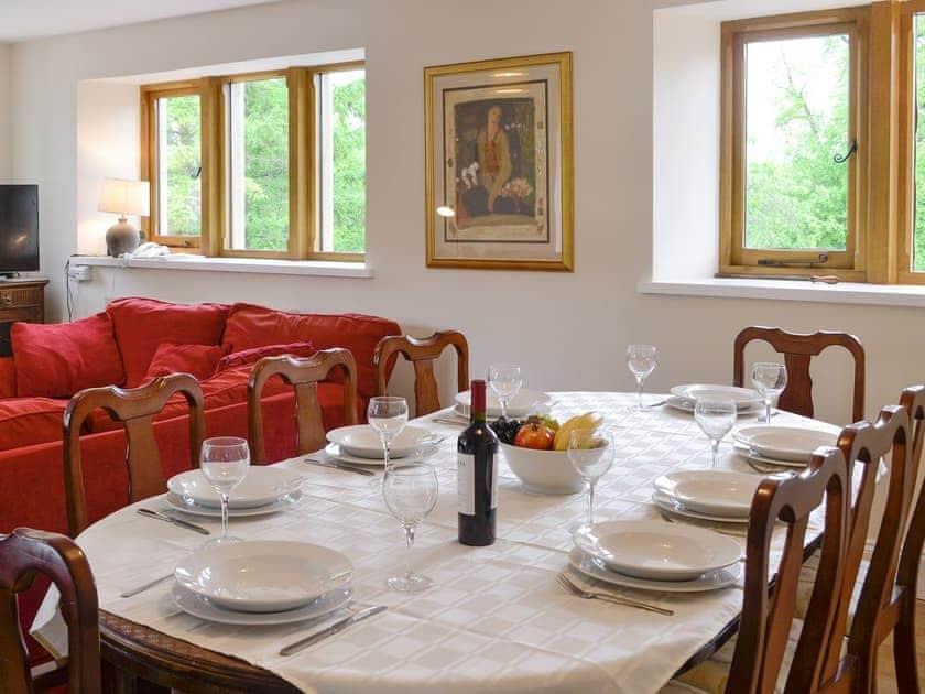 Convenient dining area | Cumberland House, Orton, near Appleby