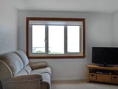 Cosy second living room | Ingleside, Ballantrae, near Girvan