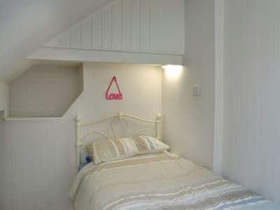 Comfy single bedroom | Ingleside, Ballantrae, near Girvan