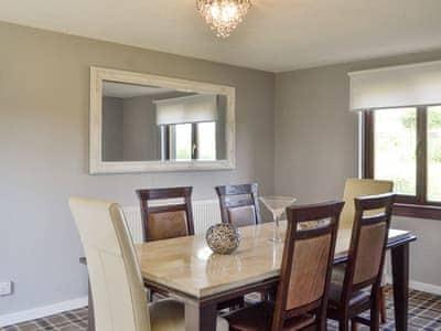 Spacious dining room | Kelbrook - Airyhemming, Glenluce, near Stranraer