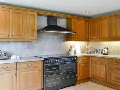 Fully appointed fitted kitchen | Kelbrook - Airyhemming, Glenluce, near Stranraer