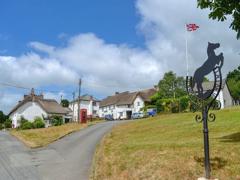 Surrounding area | The Old Coach House , Iddesleigh, near Winkleigh, Devon